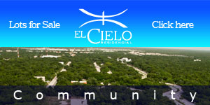 Playa del Carmen Lots for Sale