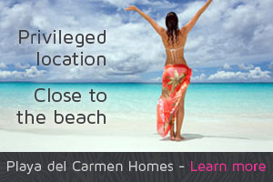 Playa del Carmen homes for sale