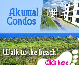 Akumal condos for sale